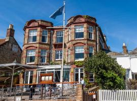 The Seaview Hotel And Restaurant, hotel in Seaview