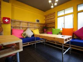Hive Bed and Backpacker, capsule hotel in Hualien City