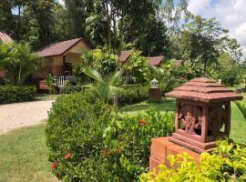 Sukhothai Indy Resort, pet-friendly hotel in Sukhothai