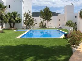 Casa Vadella, hotel a Cala Vadella