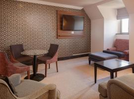 DoubleTree by Hilton Cambridge Belfry, hotel in Cambridge