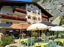 Landhotel Seeblick, hotel in Nassereith