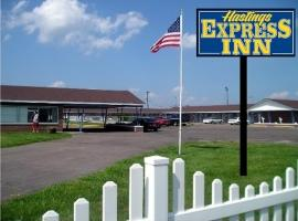 Hastings Express Inn, hotel in Hastings