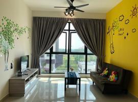 i-Walker @ IOI Conezion Putrajaya, apartment in Putrajaya