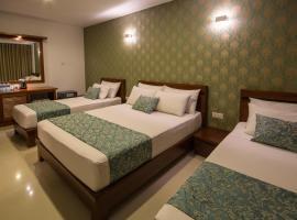 Ceyloni City Hotel, hotel in Kandy