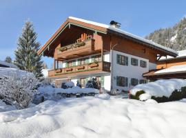 Haus Bergahorn, Ferienwohnung in Reit im Winkl