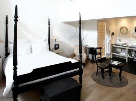 Auberge Du Paradis, hôtel à Saint-Amour-Bellevue