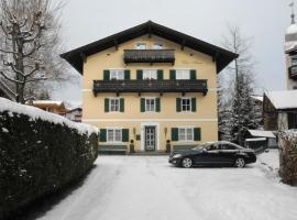Design Apartment Villa Anna Kitzbühel, apartment in Kitzbühel