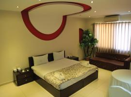 Ajnadeen Hotel, hotel in Irbid