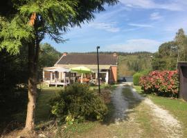 The Little Paradise, hotel near Florennes Avia Golf Club, Morville