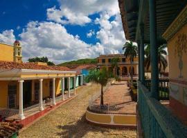 Casa la Espagnola, homestay in Trinidad