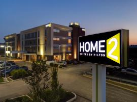 Home2 Suites by Hilton Erie, hotel near Presque Isle State Park, Erie