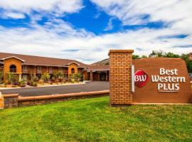 Best Western Plus Cedar City – hotel w mieście Cedar City