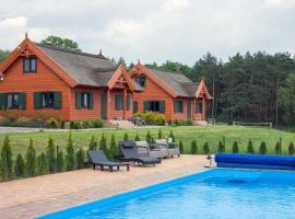 Brzezina Resort - Wille, hotel in Żnin