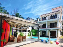 Villa Calangute Phase 10, hotel with pools in Calangute