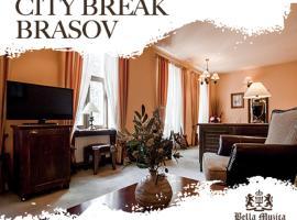 Bella Muzica, hotel din apropiere   de Castelul Bran, Brașov