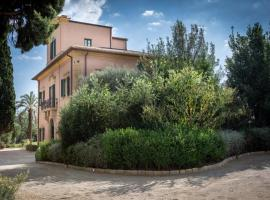 Relais Villa Lanzirotti, hotel a Caltanissetta