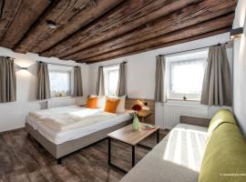 Übernachten in der Tenne, Ferienwohnung in Nürnberg
