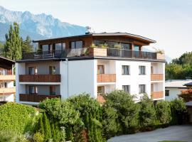 Pension Clara, Hotel in der Nähe von: Swarovski Kristallwelten, Wattens