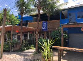 Laika Hostel, hostel in Camburi