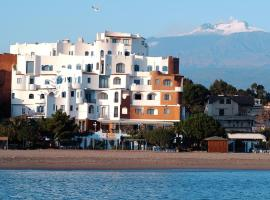 Sporting Baia Hotel, hotel a Giardini Naxos