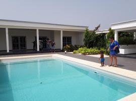 Villa neuve La Somone, hotel in Somone