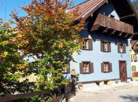 Ferienhaus Alpenglück, Hotel in der Nähe von: Alpkopflift, Gaicht
