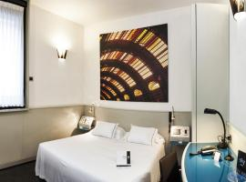 Hotel Milano, отель в Падуе