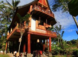 Padi Ecolodge, hotel di Bukittinggi