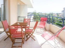Le Parc Florentin, pet-friendly hotel in Antibes