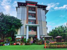 Herry Residence, cheap hotel in Chiang Mai