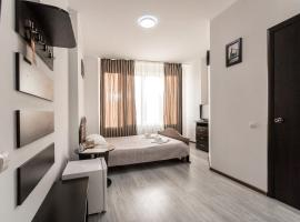 Sunlit, hotel v destinaci Ivano-Frankivsk