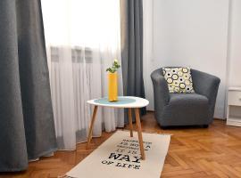 Sweet Story Central Apartment, יחידת נופש בבוקרשט