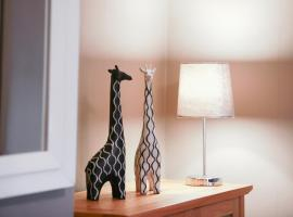 Zoo House Chester, hotel near Cheshire Oaks Designer Outlet, Chester