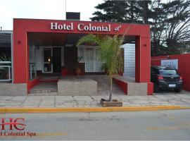 HOTEL COLONIAL, hotel in Villa Carlos Paz