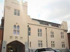 The Penthouse, Albion Mews, hotel near Chester Castle, Chester
