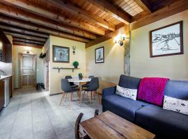 Apartament Madriu, отель в городе Инклес