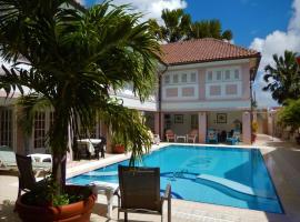 Kamerlingh Villa, inn in Oranjestad