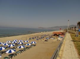 Gold Twins Family Beach Hotel - All Inclusive, отель в Махмутларе