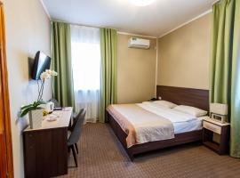 Отель Онега, отель в Хабаровске