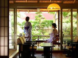 Kamiyamada Hotel, hotel in Chikuma