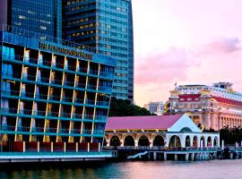 The Fullerton Bay Hotel Singapore (SG Clean)、シンガポールのホテル