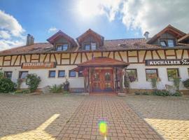 Hotel Kuchalber Hof, Hotel in der Nähe von: EWS-Arena, Donzdorf