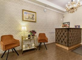 Mini Hotel Zhasmin, inn in Saint Petersburg