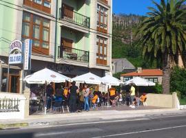 Pensión Sol y Mar, hotel in O Pindo