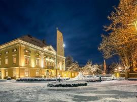 Hotel Schloss Lerchenhof, hotel in Hermagor
