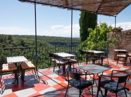 HOTEL LES REMPARTS, hotel near Provence Country Club Golf Course, Venasque