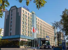 Park Inn by Radisson Poliarnie Zori, hotel in Murmansk
