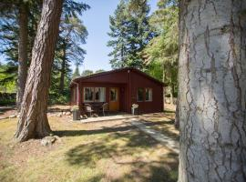 Invercauld Lodges, vacation home in Ballater