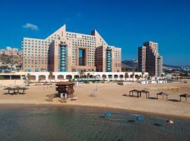 אלמוג ביץ' דירות , מלון ליד המושבה הגרמנית, חיפה